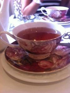 Beautiful china teacups!